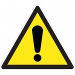 panneau-danger-avec-logo-forme-triangulaire